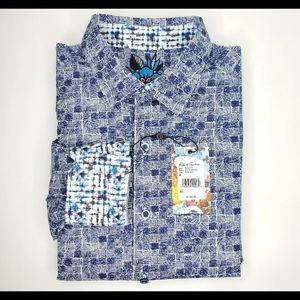 Robert Graham Button Up🔥🔥🔥